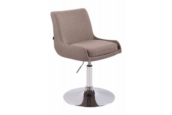 Lounger Club Stoff taupe