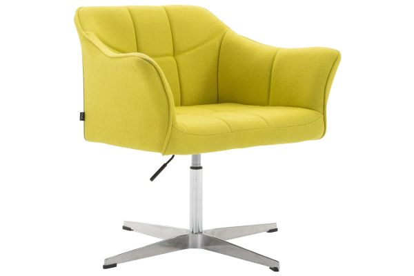 Lounger Jean Stoff grün