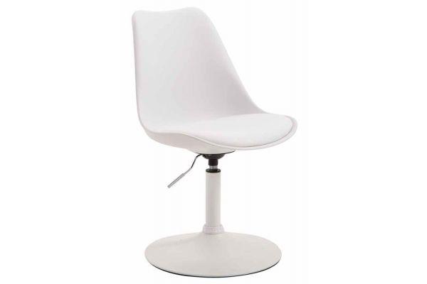 Stuhl Maverick W Kunststoff weiß