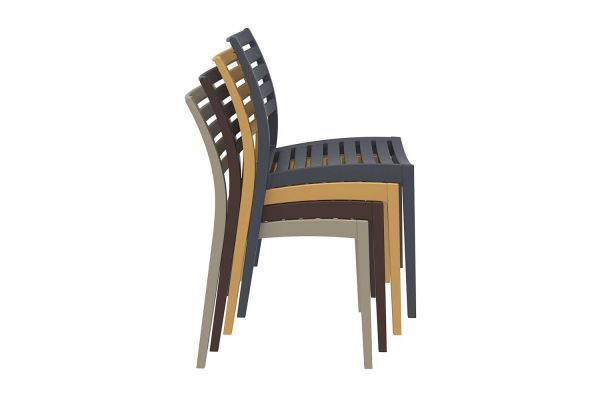 Silla apilable  ARES